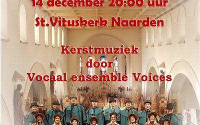 Kerst concert in de St. Vituskerk