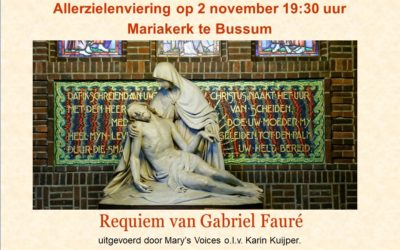 Requiem van Fauré